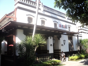 A Cafe House of Sampoerna