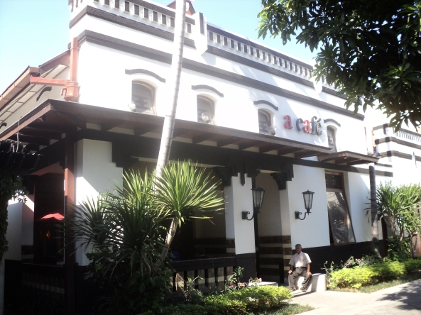 A Cafe House of Sampoerna