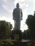 Taman Apsari dan Monumen Gubernur Suryo