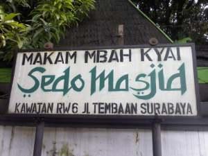 Makam Kyai Sedo Masjid